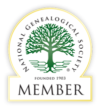 Member of the National Genealogical Society